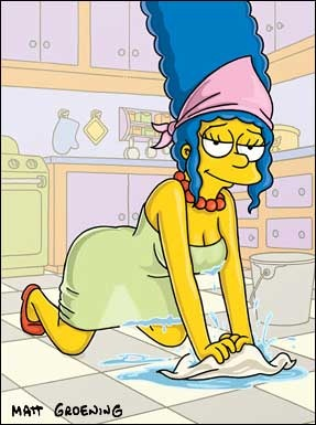 Marge simpsons nude galleries 410
